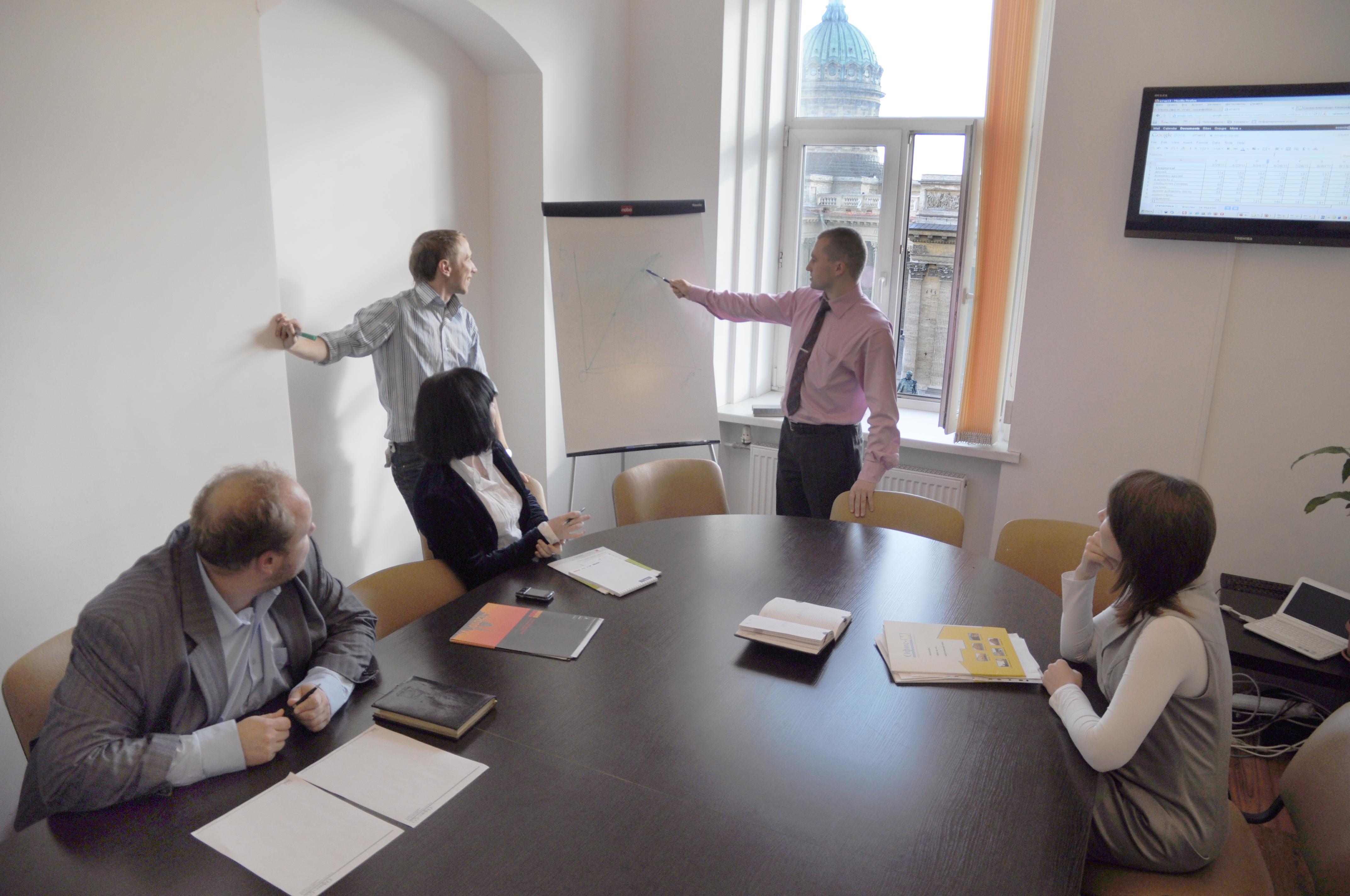 Эффективное совещание мастер класс + видео #2