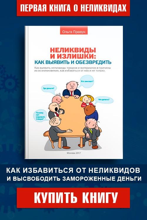 Неликвиды и излишки Книга Ольга Правук